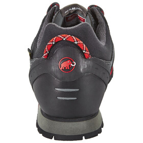 Mammut Wall Guide Low GTX Shoes Men graphite-inferno